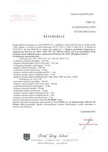 thumbnail of Referencje ŁUBOWO dla ITINET